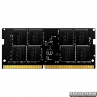 Оперативная память GeIL SODIMM DDR4-2400 4096MB PC4-19200 (GS44GB2400C17SC)