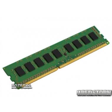 Память Kingston DDR3L-1600 8192MB PC3L-12800 ECC (KVR16LE11/8)