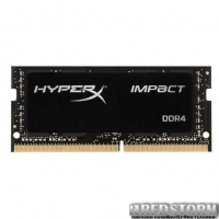 Оперативная память HyperX SODIMM DDR4-2133 16384MB PC4-17000 Impact (HX421S13IB/16)