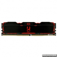 Оперативная память Goodram DDR4-2800 4096MB PC4-22400 IRDM X Black (IR-X2800D464L16S/4G)