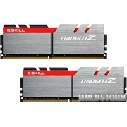 G.Skill DDR4-3200 32768MB PC4-25600 (Kit of 2x16384) Trident Z Red (F4-3200C16D-32GTZ)