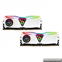 Оперативная память Geil DDR4 16384Mb Super Luce RGB Sync LED (GLWS416GB2400C16DC)