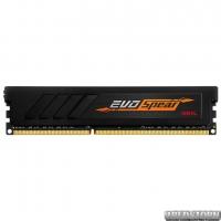 Оперативная память GeIL DDR4-3200 16384MB PC4-25600 Evo Spear (GSB416GB3200C16ASC)