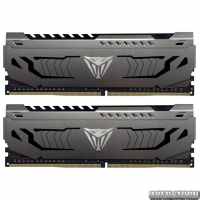 Оперативная память Patriot DDR4-3866 16384MB PC4-30900 (Kit of 2x8192) Viper Steel Series Gray (PVS416G386C8K)