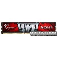 G.Skill DDR3-1600 8192MB PC3-12800 Aegis (F3-1600C11S-8GIS)