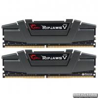 Оперативная память G.Skill DDR4-3200 16384MB PC4-25600 (Kit of 2x8192) Ripjaws V (F4-3200C16D-16GVGB)