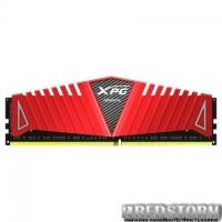 Модуль памяти для компьютера DDR4 8GB 2400 MHz XPG Z1-HS Red ADATA (AX4U240038G16-SRZ)