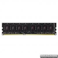 Оперативная память Team Elite DDR3-1333 4096MB PC-10660 (TED34G1333C901)