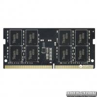 Оперативная память Team Elite SODIMM DDR4-2133 4096MB PC4-17000 Black (TED44G2133C15-S01)