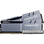 G.Skill DDR4-3200 32768MB PC4-25600 (Kit of 2x16384) Trident Z Black (F4-3200C16D-32GTZSK)