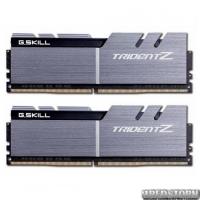 Модуль памяти для компьютера DDR4 16GB 2x8GB 3200 MHz Trident Z Black G.Skill (F4-3200C16D-16GTZSK)