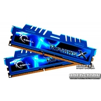 G.Skill DDR3-2400 16384MB PC3-19200 (Kit of 2x8192) Ripjaws X series (F3-2400C11D-16GXM)
