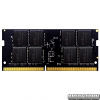 Оперативная память GeIL SODIMM DDR4-2666 16384MB PC4-21300 (GS416GB2666C19SC)