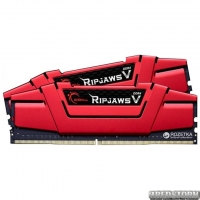 Оперативная память G.Skill DDR4-3000 32768MB PC4-24000 (Kit of 2x16384) Ripjaws V (F4-3000C15D-32GVR)