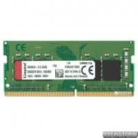 Оперативная память Kingston SODIMM DDR4-2400 8192MB PC4-19200 (KVR24S17S8/8)