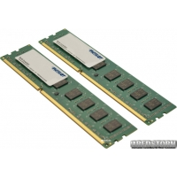 Patriot DDR3-1600 16384MB PC3-12800 (Kit of 2x8192) Signature Line (PSD316G1600K)