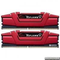 Оперативная память G.Skill DDR4-3333 16384MB PC4-26664 (Kit of 2x8192) Ripjaws V (F4-3333C16D-16GVR)