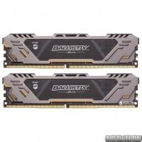 Оперативная память Crucial DDR4-3000 16384MB PC4-24000 (Kit of 2x8192) Ballistix Sport AT (BLS2C8G4D30CESTK)