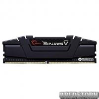 Оперативная память G.Skill DDR4-3200 16384MB PC4-25600 Ripjaws V (F4-3200C16S-16GVK)