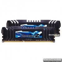 Оперативная память G.Skill DDR3-2400 8192MB PC3-19200 (Kit of 2x4096) Ripjaws Z (F3-2400C10D-8GZH)