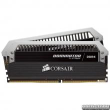 Оперативная память Corsair DDR4-3200 16384MB PC4-25200 (Kit of 2x8192) Dominator Platinum (CMD16GX4M2B3200C16) Black