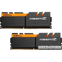 G.Skill DDR4-3200 32768MB PC4-25600 (Kit of 2x16384) Trident Z Orange (F4-3200C16D-32GTZKO)