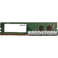 Patriot DDR4-2133 4096MB PC4-17000 Signature Line (PSD44G213341)