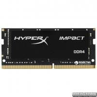 Оперативная память HyperX SODIMM DDR4-2400 8192MB PC3-19200 Impact (HX424S14IB2/8)