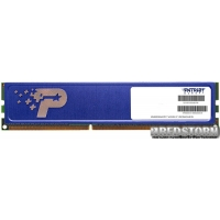 Patriot DDR3-1600 4096MB PC3-12800 Signature Line (PSD34G160081H)