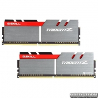 Оперативная память G.Skill DDR4-3000 16384MB PC4-24000 (Kit of 2x8192) Trident Z (F4-3000C15D-16GTZB)