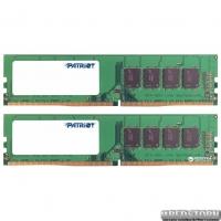 Оперативная память Patriot DDR4-2400 16384MB PC4-19200 (Kit of 2x8192) Signature Line (PSD416G2400K)