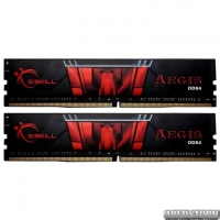 Оперативная память G.Skill DDR4-3000 32768MB PC4-24000 (Kit of 2x16384) Aegis (F4-3000C16D-32GISB)