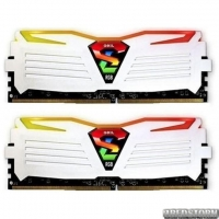 DDR4 2x8GB/3000 Geil Super Luce White RGB LED (GLWC416GB3000C16ADC)