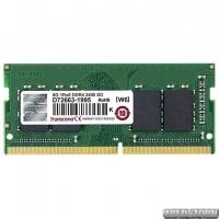 Модуль памяти Transcend SO-DIMM DDR4 2400MHz 8GB JetRam Bulk (JM2400HSB-8G)