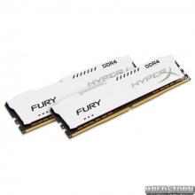 Kingston DDR4-2133 32768MB PC4-17000 (Kit of 2x16384MB) HyperX Fury White (HX421C14FWK2/32)