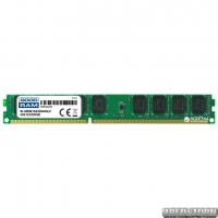 Память Goodram DDR3L-1600 4096MB PC3L-12800 ECC (W-MEM16E3D84GLV)