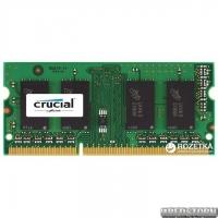 Оперативная память Crucial SODIMM DDR3L-1600 4096MB PC3L-12800 (CT51264BF160BJ)