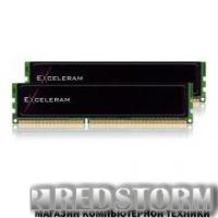 Модуль памяти для компьютера DDR3 8GB (2x4GB) 1600 MHz Black Sark eXceleram (E30173A)