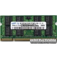 Samsung SODIMM DDR2-800 2048MB PC2-6400 (M470T5663QZ3-CF7)