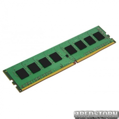 Память Kingston DDR4 2133 16384MB PC4-17064 (KVR21N15D8/16)