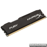 Kingston DDR3-1866 8192MB PC3-14900 HyperX FURY Black (HX318C10FB/8)