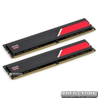 Оперативная память AMD DDR4-2133 16384MB PC4-17000 (Kit of 2x8192) R7 Performance Series (R7416G2133U2K)