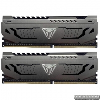 Оперативная память Patriot DDR4-3000 16384MB PC4-24000 (Kit of 2x8192) Viper Steel (PVS416G300C6K)
