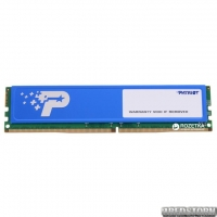 Оперативная память Patriot DDR4-2400 8192MB PC4-19200 Signature Line with Heatshield (PSD48G240082H)