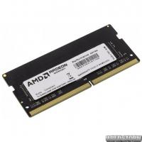 Оперативная память AMD DDR4 4096Mb Radeon (R744G2133S1S-UO)