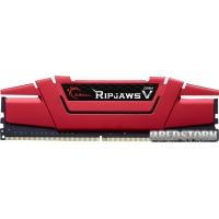 G.Skill DDR4-3000 16384MB PC4-24000 Ripjaws V (F4-3000C15S-16GVR)
