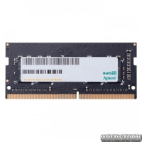 Оперативная память Apacer SoDIMM DDR4 8GB 2400 MHz (AS08GGB24CETBGH)