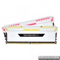 ОЗУ Corsair DDR4 16GB (2x8GB) 3000Mhz Vengeance LED White (CMR16GX4M2C3000C15W)