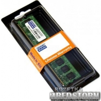 Goodram DDR3-1333 2048MB PC3-10600 (GR1333D364L9/2G)