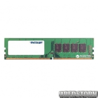 Оперативная память Patriot DDR4-2666 4096MB PC4-21300 Signature Line (PSD44G266641)